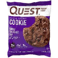 Quest cookie- Double Chocolate