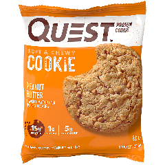 Quest Protein cookie-Peanut butter
