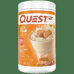 QUEST NUTRITION LLC QUEST PROTEIN POWDER SALTED CARAMEL (21 serv) 1.6 lb