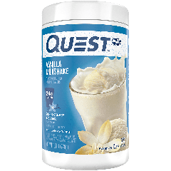 QUEST NUTRITION LLC QUEST PROTEIN POWDER VANILLA MILKSHAKE (23 serv) 1.6 lb