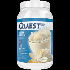Quest Protein Powder Vanilla Milkshake (43 serv) 3 lb