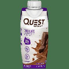 QUEST PROTEIN SHAKE RTD CHOCOLATE 30 g (11 fl oz)