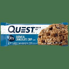 Quest bar- Oatmeal chocolate