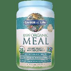 GARDEN OF LIFE RAW ORGANIC MEAL REPLACEMENT ORIGINAL (28 serv) 2.3 lb