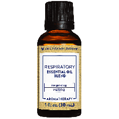 THE VITAMIN SHOPPE RESPIRATORY ESSENTIAL OIL BLEND (1 fl oz)