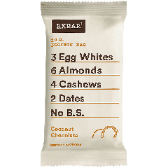 RXBAR Coconut Chocolate barra de proteína