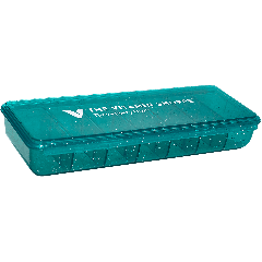 THE VITAMIN SHOPPE SEVEN PACK TEAL GLITTER 1 EA