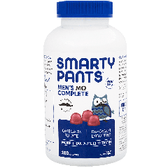 SMARTY PANTS SP MENS COMPLETE MULTI (180 gummies)
