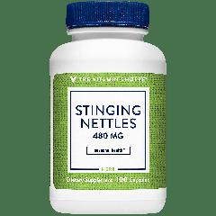 THE VITAMIN SHOPPE STINGING NETTLES 480 mg (100 cap)