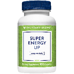 THE VITAMIN SHOPPE SUPER ENERGY UP (100 cap)
