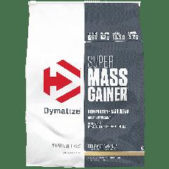 Super Mass Gainer Gourmet Vanilla (16 serv) 12 lb