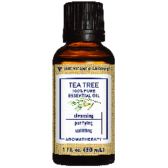 THE VITAMIN SHOPPE TEA TREE ESSENTIAL OIL (1 fl oz)