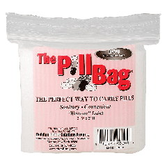 BUILDING BETTER THE PILL BAG