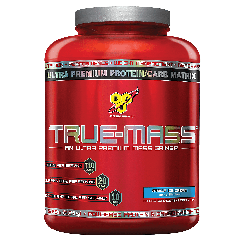 BSN TRUE-MASS VANILLA ICE CREAM (16 serv) 5.8 lb