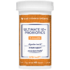 THE VITAMIN SHOPPE ULTIMATE 10+ PROBIOTIC 13 bill (100 veg cap)
