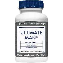 THE VITAMIN SHOPPE ULTIMATE MAN MULTI (90 tab)