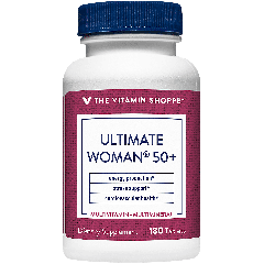 THE VITAMIN SHOPPE ULTIMATE WOMAN 50+ MULTI (180 tab)