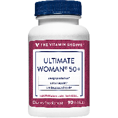THE VITAMIN SHOPPE ULTIMATE WOMAN 50+ MULTI (90 tab)