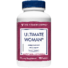 THE VITAMIN SHOPPE ULTIMATE WOMAN MULTI (90 tab)