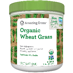 AMAZING GRASS WHEAT GRASS ORGANIC (30 serv)