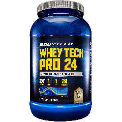 BODYTECH WHEY TECH PRO 24 COOKIES & CREAM (28 serv) 2 lb
