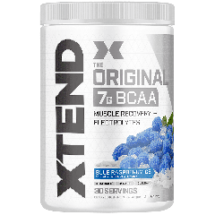 SCIVATION XTEND BCAA BLUE RASPBERRY 7 g (30 serv)