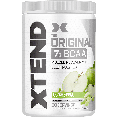 SCIVATION XTEND BCAA GREEN APPLE 7 g (30 serv)
