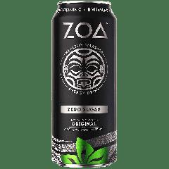 ZOA Zero Sugar Energy Drink w/ Caffeine Original