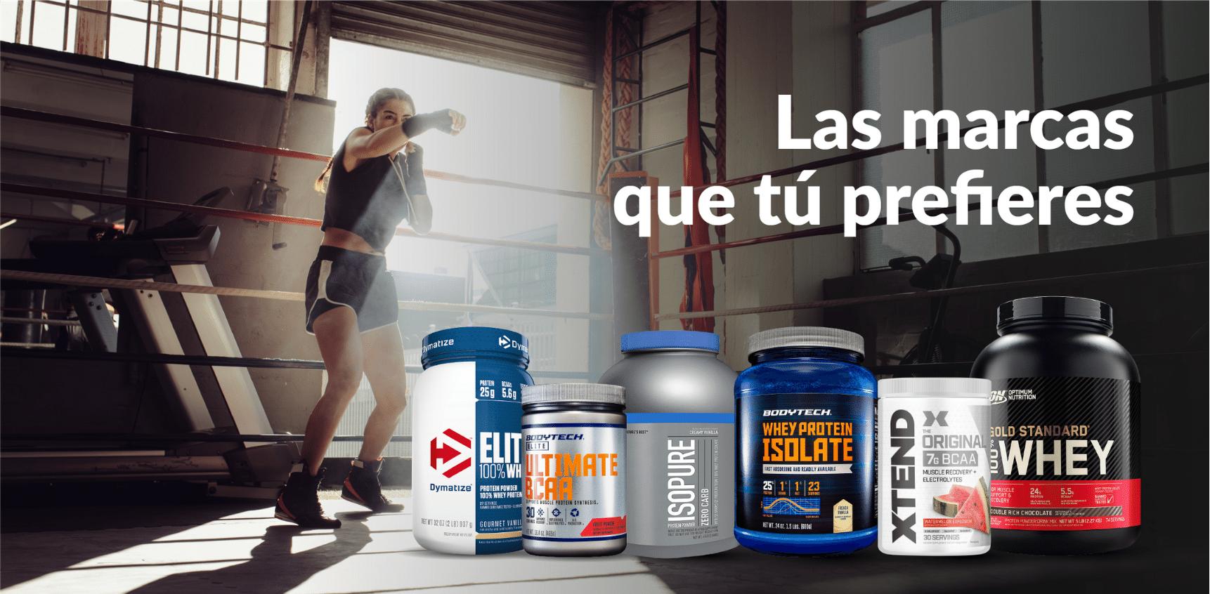 Proteina y aminoacidos en Vitamin Shoppe Panama